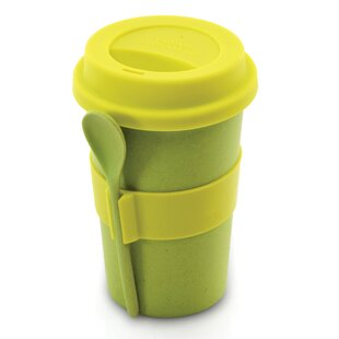 CookNCo Melamine Coffee Travel Mug