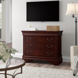 Raina 3 Drawer Dresser