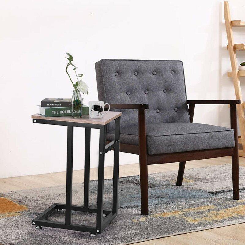 Ebern Designs Ahmaj C End Table Wayfair