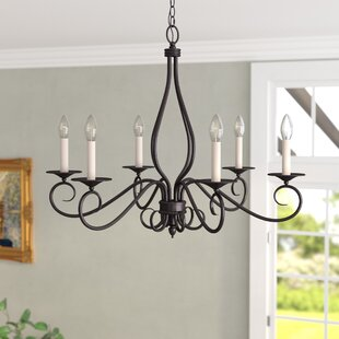 Ingles 6-Light Chandelier ..