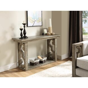 One Allium Way Candice Console Table