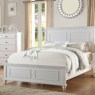 Georgetta Panel Bed by Three Posts Best Choices