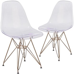 Turn on the Brights Madison Side Chair (Set of 2)