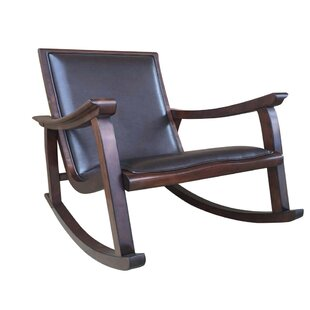 17 Stories Harcourt Rocking Chair