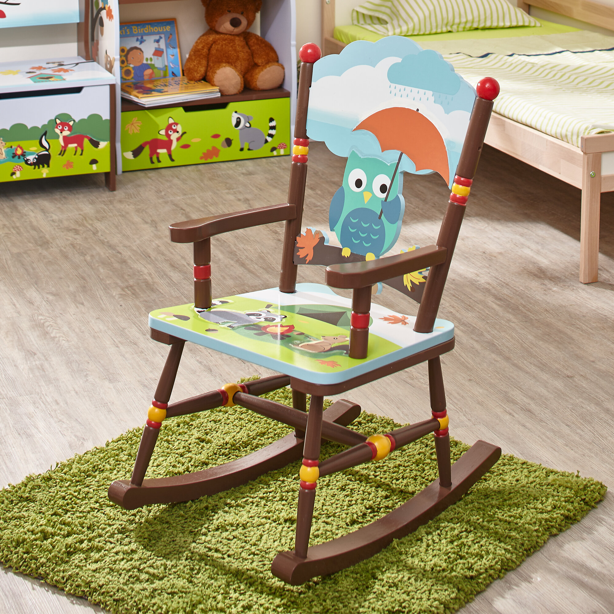for rocking with chair combine cute sullivanbandbs kids furniture com childs kiddie