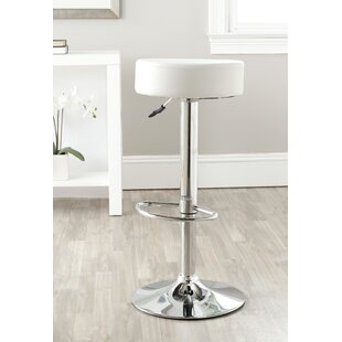 Greening Adjustable Height Swivel Bar Stool