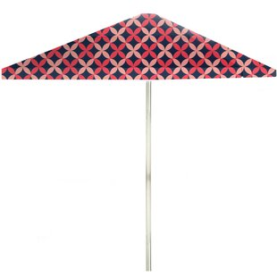 6' Square Market Umbrella by Best of Times Today Only Sale