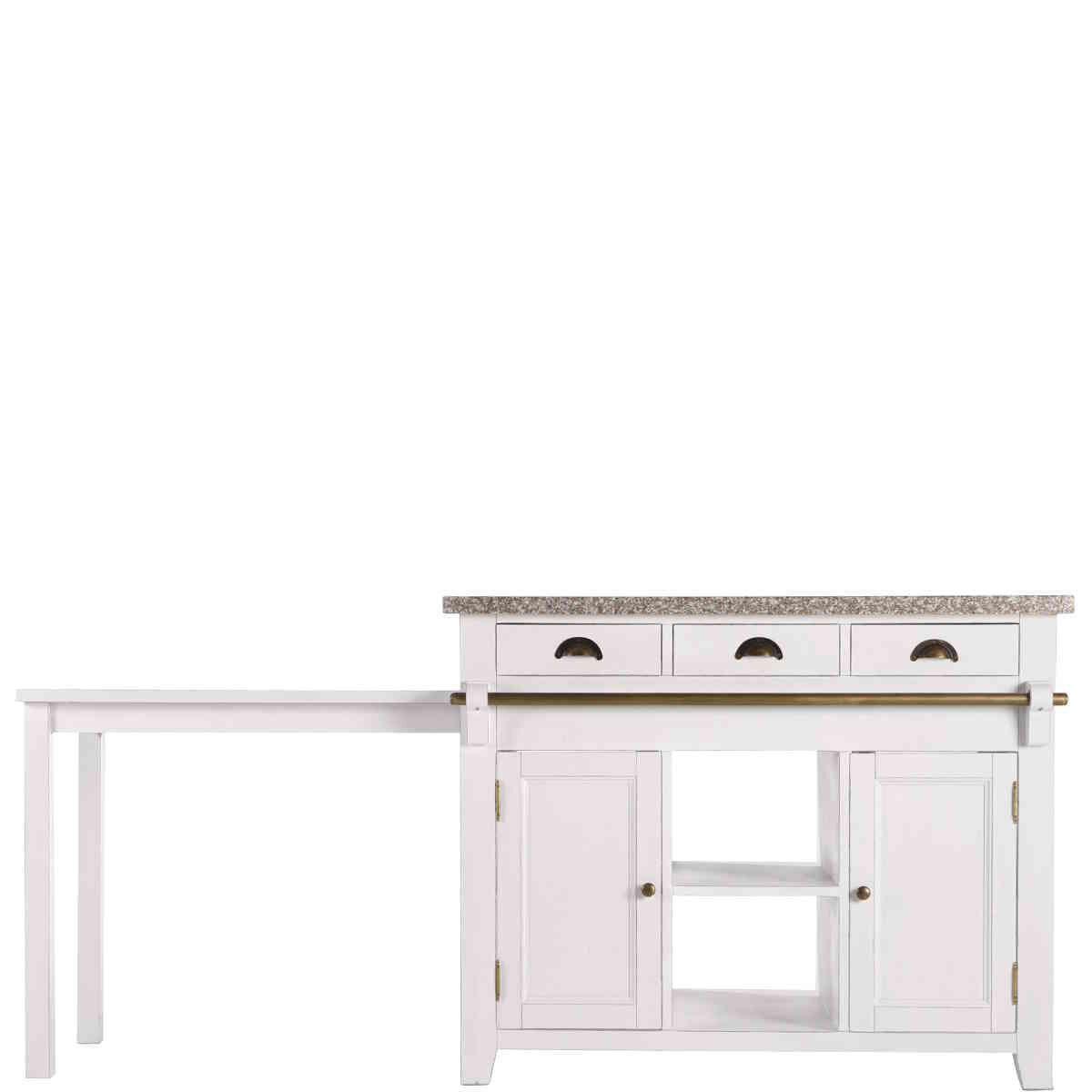 Butlers Küchen-Arbeitstisch Maple Hill   Wayfair.de