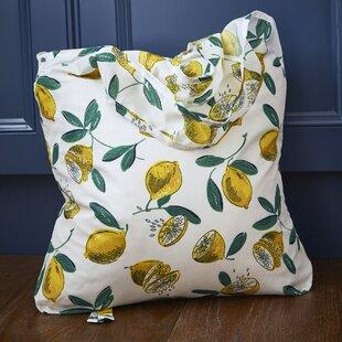 Lemons Picnic Tote Bag By Ulster Weavers