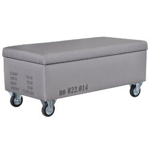 Loft Upholstered Storage Bench By Happy Barok