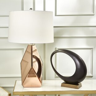 Ponce Glass 30 Table Lamp