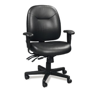 Amatia Genuine Leather Task Chair