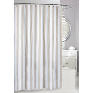 Lauren Stripe Single Shower Curtain