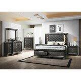 Oakhur Platform 4 Piece Bedroom Set by Rosdorf Park