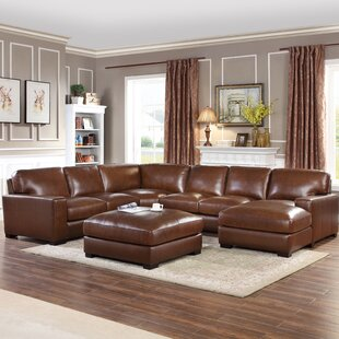 Leather Sectionals You Ll Love In 2020 Wayfair