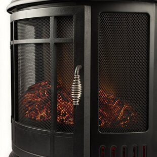 Curved Electric Stove by Regal..