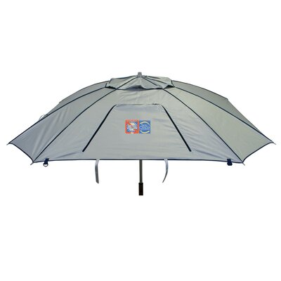 Billerica Total Sun Block Extreme Shade 8 Ft. Beach Umbrella by Freeport Park Great price