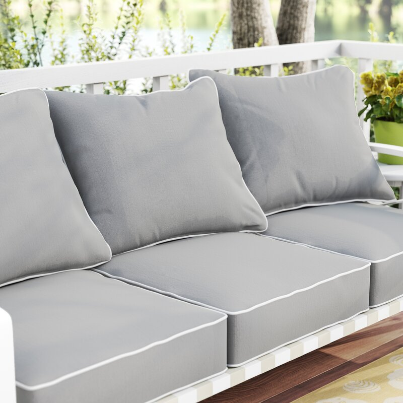 Feldspar Indoor Outdoor Sunbrella Sofa Cushion