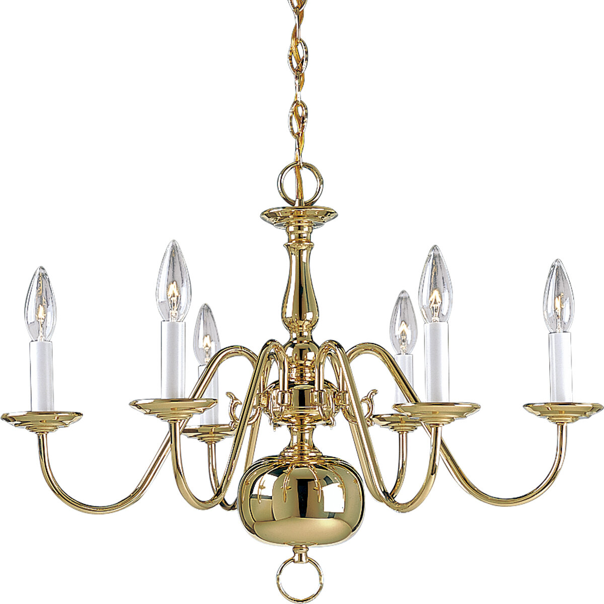 Alcott Hill Doyle 6 Light Candle Style Classic Traditional Chandelier Reviews Wayfair
