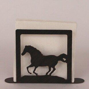 Horse Napkin Holder