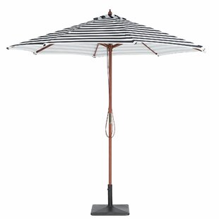 Egbert 2.6m Traditional Parasol By Sol 72 Outdoor