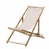 Dunsmuir Folding Deck Chair (Set of 2)