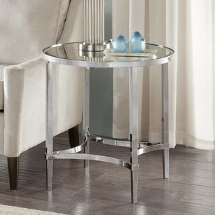 Triton End Table by Madison Park Signature