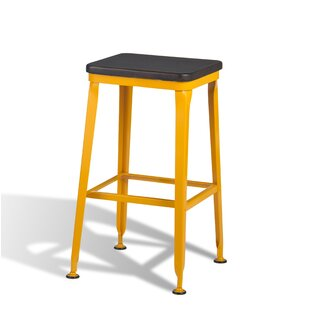 Brighton Solid Wood 30 Bar Stool