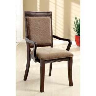 Coalville Upholstered Dining Chair (Set of 2) DarHome Co