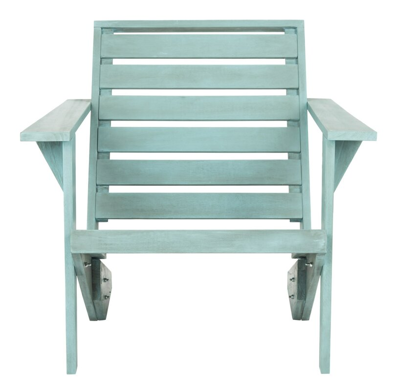 DeKalb Solid Wood Adirondack Chair