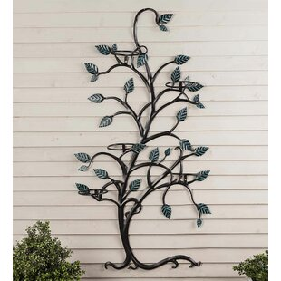 Plow & Hearth Tree Metal Trellis