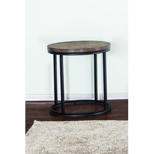 Williston Forge Brockman End Table
