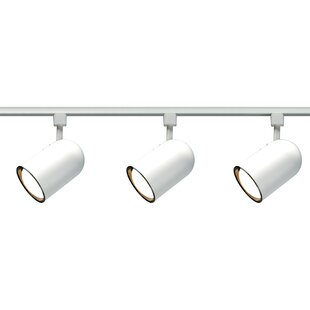 Nuvo Lighting 3-Light Bullet Cylinder Track Kit