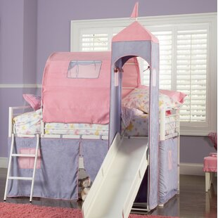 Braylee Twin Loft Bed by Harriet Bee