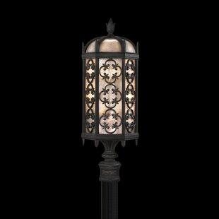 Costa Del Sol Outdoor 3-Light Lantern Head by Fine Art Lamps
