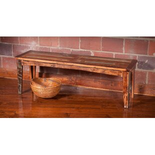 Cates Wood Bench by Millwo..