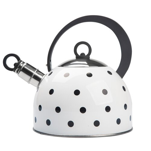 Mccollough 2.5L Stainless Steel Whistling Stovetop Kettle Symple Stuff