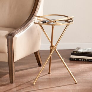 Karissa End Table by Willa Arlo Interiors