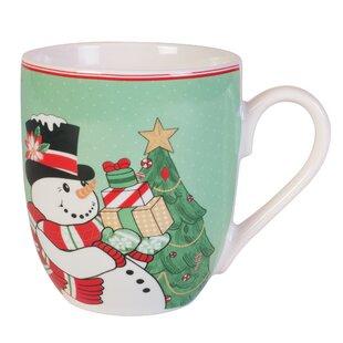 Top Hat Frosty Mug (Set of 2)