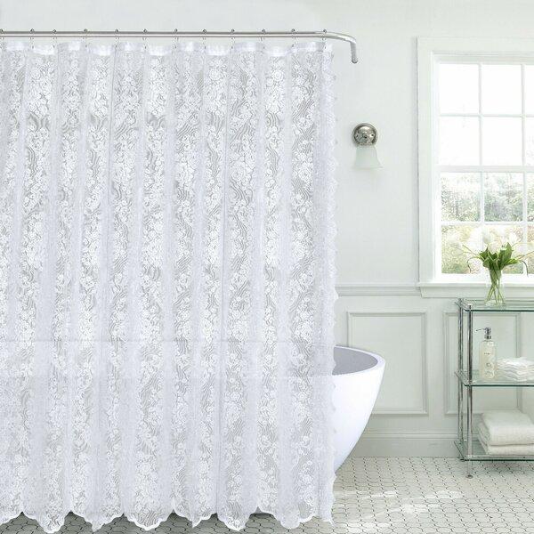 Battenburg Lace Shower Curtain Wayfair