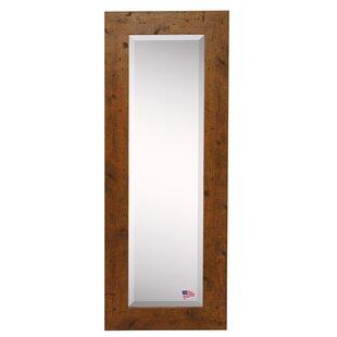 Loon Peak Rustic Chrome Wall Mirror