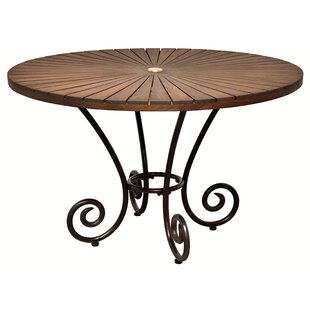 Toscana Teak Dining Table by Casual Elements