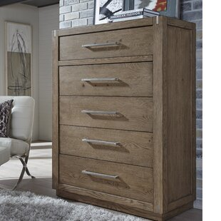 Dakota 5 Drawer Chest by Foundry Select Find