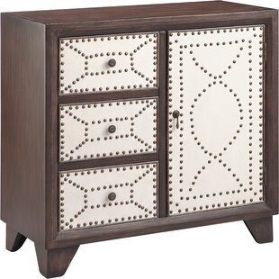 Gustavson 3 Drawer Accent Cabinet by Red Barrel Studio
