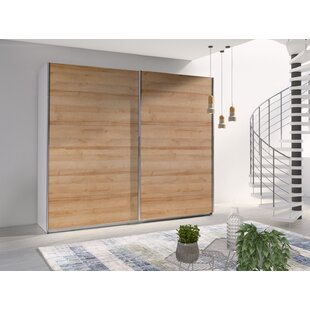 Brugger 2 Door Sliding Wardrobe By Brayden Studio