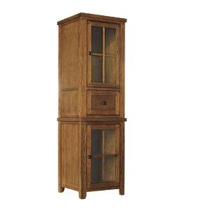 dakota 1 door storage cabinet with drawer