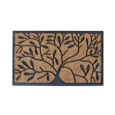 Molded Brush Door Mat A1 Home Collections LLC