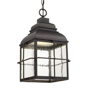 Best Price Pinedale Outdoor Hanging Lantern By Breakwater Bay