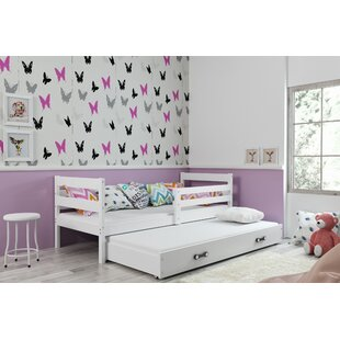 Sarina Cabin Bed With Drawer By Harriet Bee