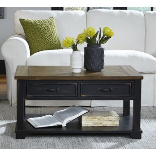 Lieberman Coffee Table with Storage